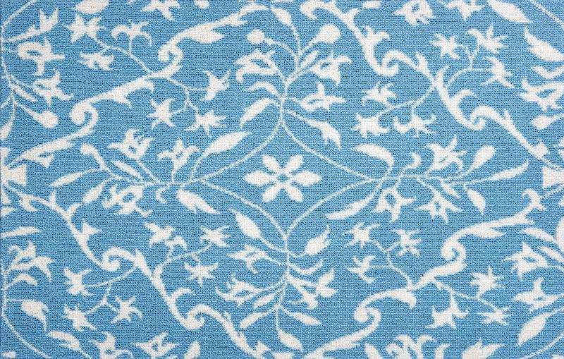 143 Ithaca; Blue Satin