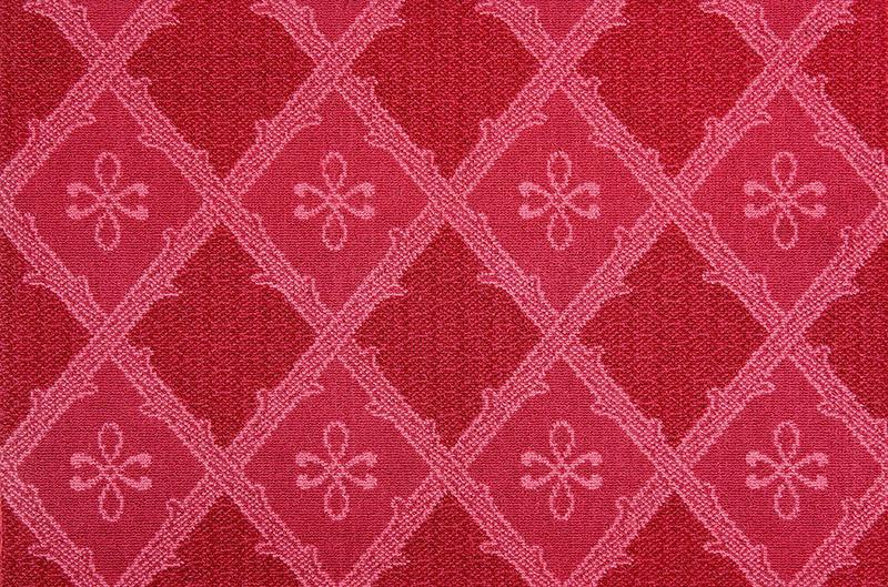 147 St James; Tulip Red