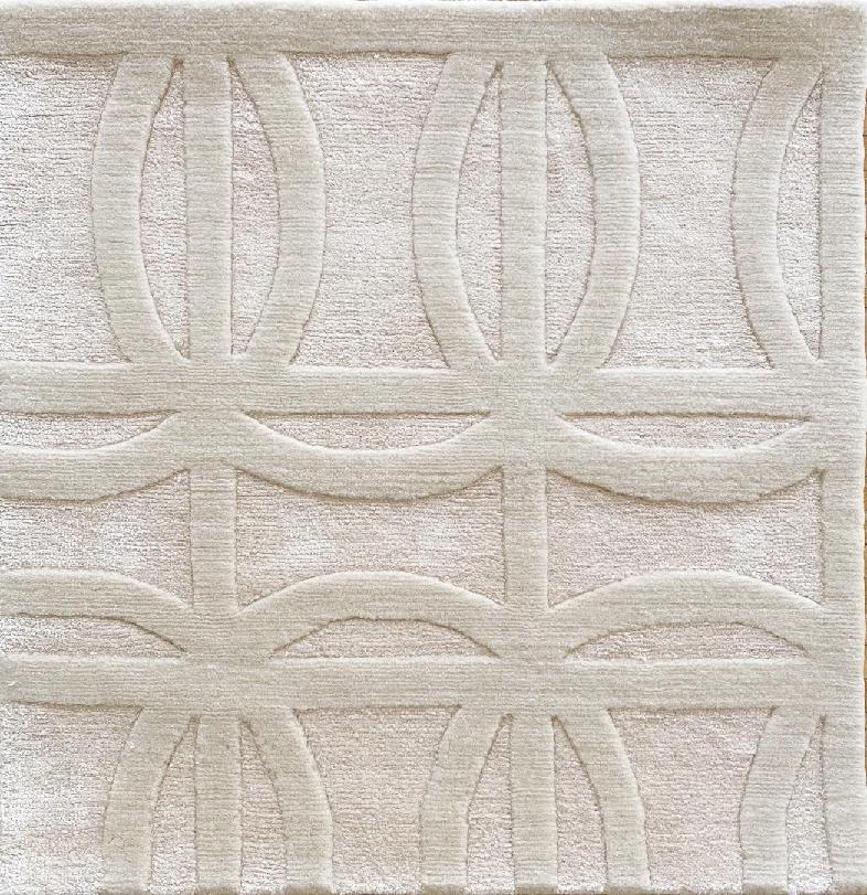 84 Quaker Hill; Sabbia Wool over Silk