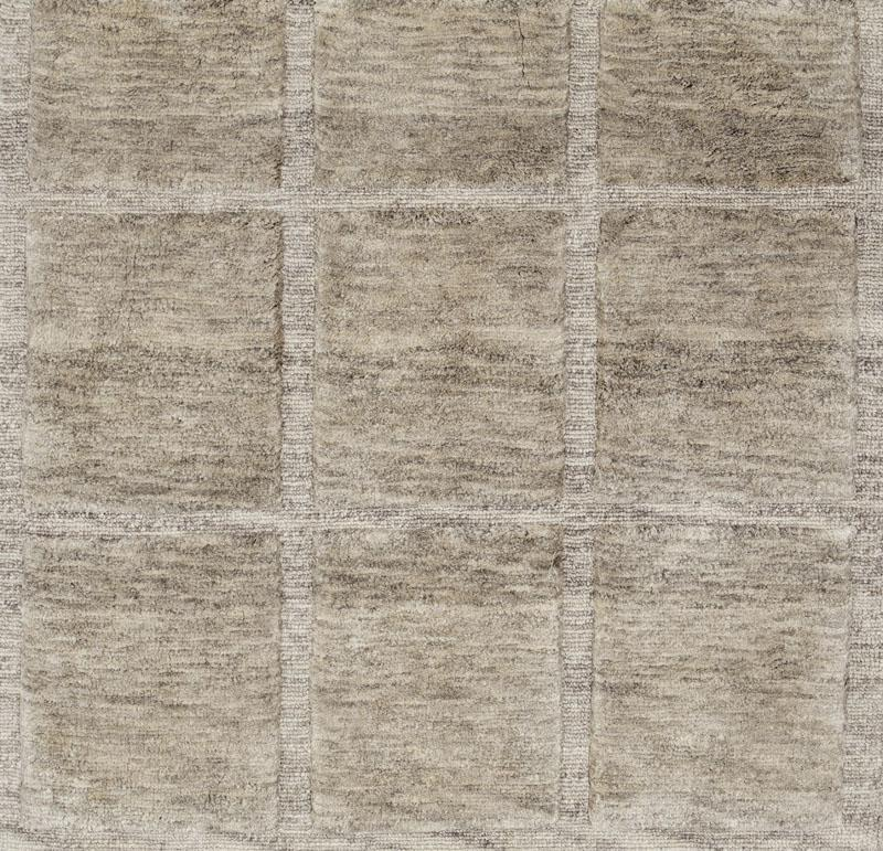 165 Squares; Heathered Silver