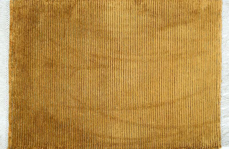 140 Silk Rows; Foliage Gold