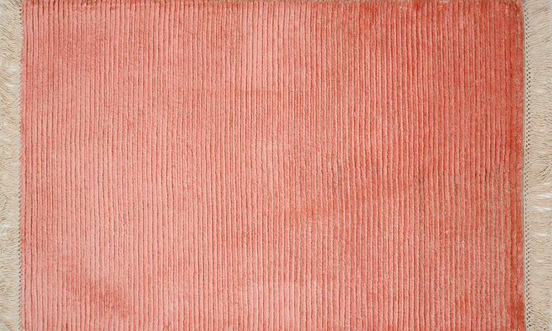 360 Silk Rows; Coral