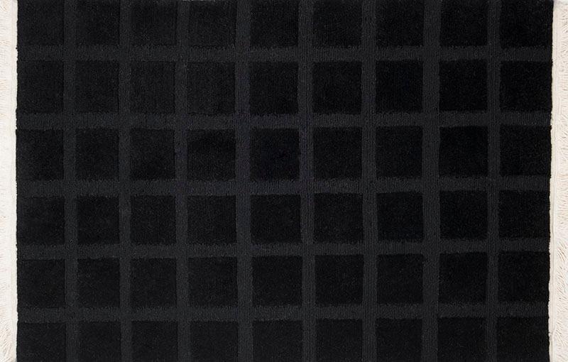 359 Mini Squares; Black Pearl