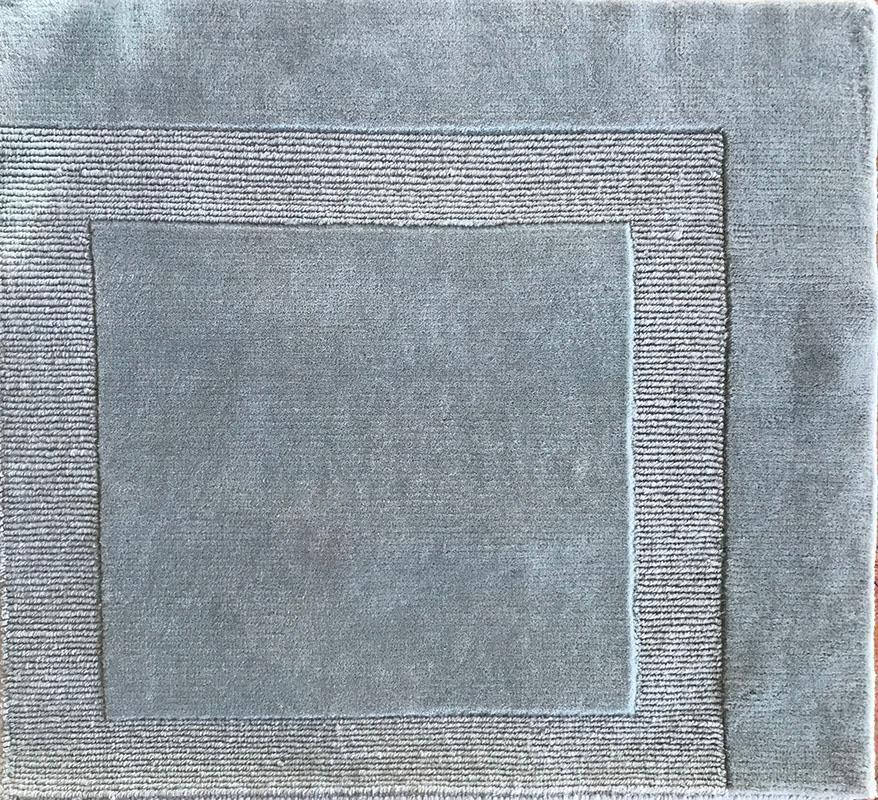 407 Squares Enlarged; Nada's Blue