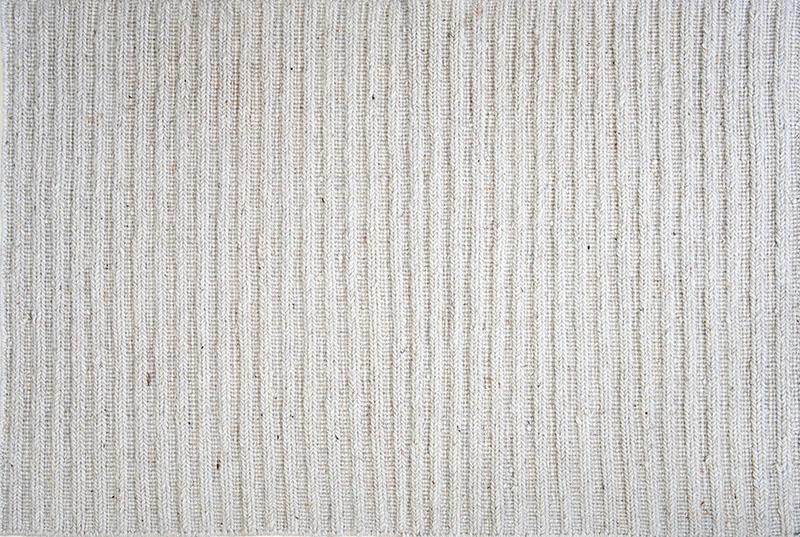 87 Ribbed; Light Gray