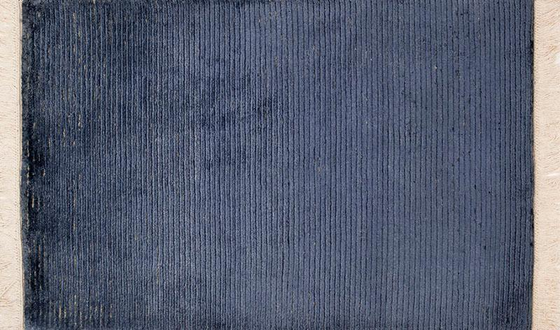 334 Silk Rows; Dark Navy