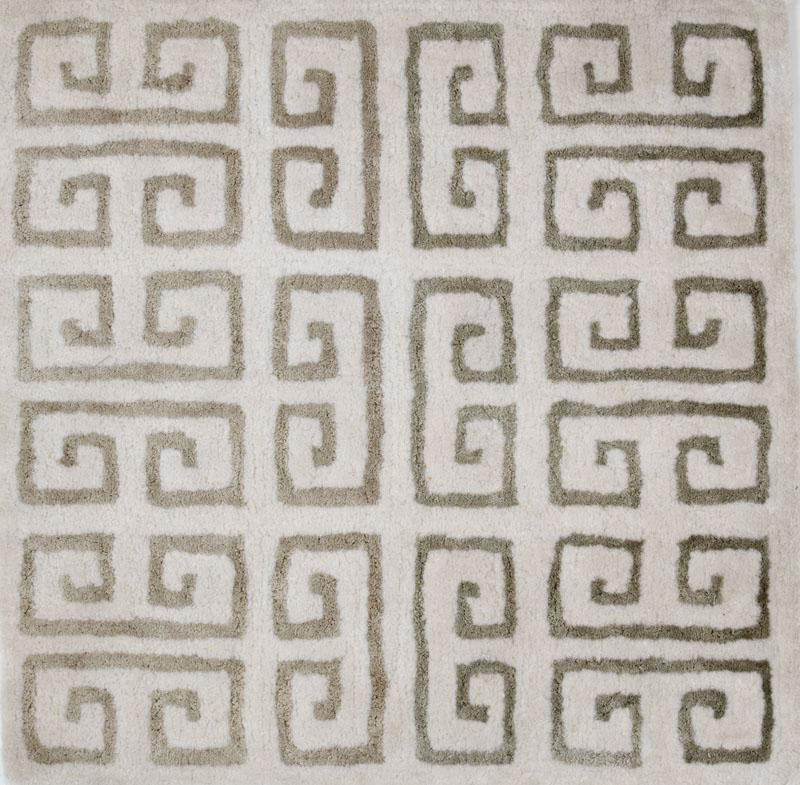 603 Greek Key; Pashmina